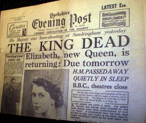 44 - So bereitet sich Großbritannien auf den Tod von Königin Elisabeth II vor